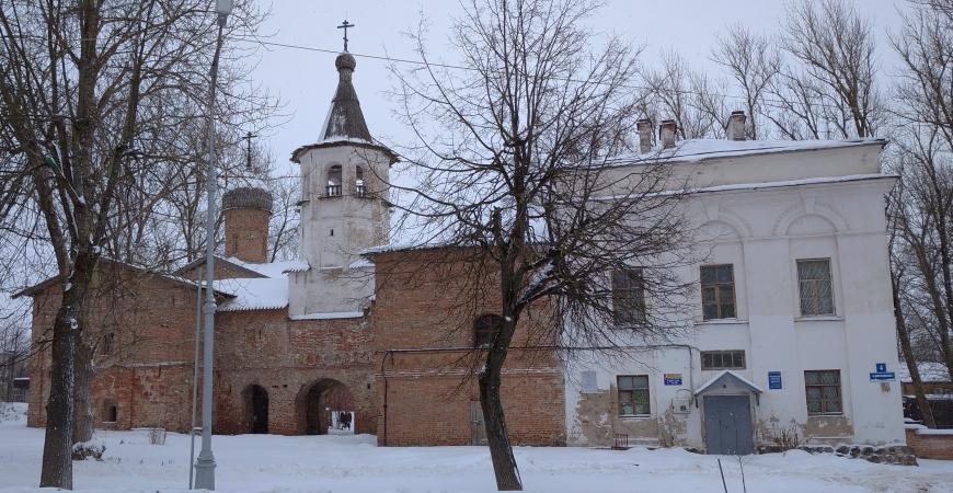 Церковь Архангела Михаила и Благовещения на Торгу