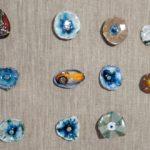 Керамические броши