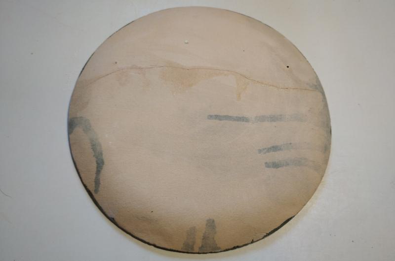 Тарелка с трещиной