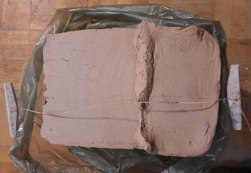 Современная глина для керамики