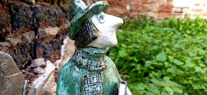 Скульптура и сказка