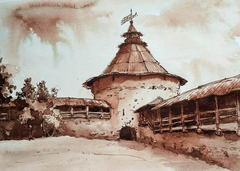 Плэнэр во Пскове