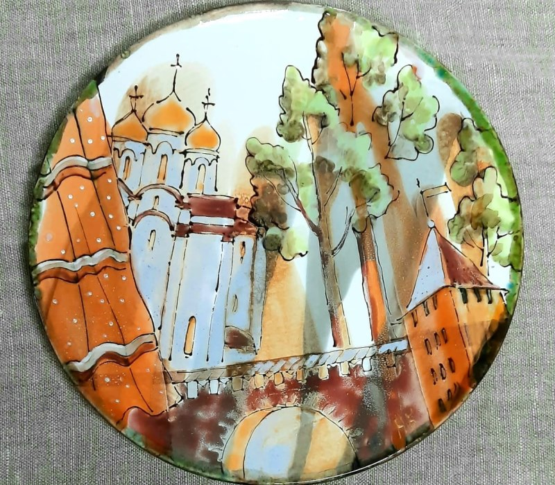 Изображение Великого Новгорода
