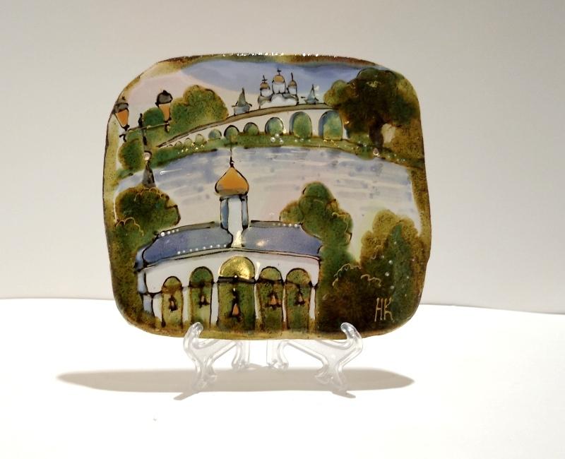 Кремль в Новгороде